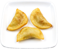 Foto Fried Potstickers